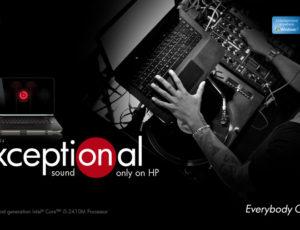 HP/BEATS AUDIO x DJ TILT