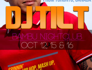 Bambu Nightclub – Nassau, Bahamas